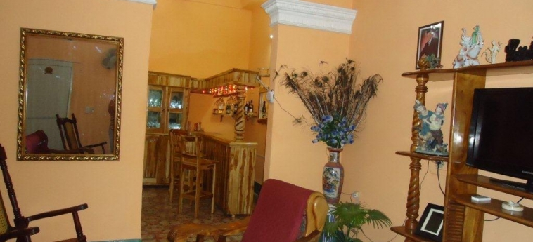 Hotel Hostal Rivero Novoa: Detail CIENFUEGOS