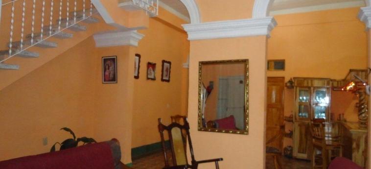 Hotel Hostal Rivero Novoa: Dettagli Strutturali CIENFUEGOS