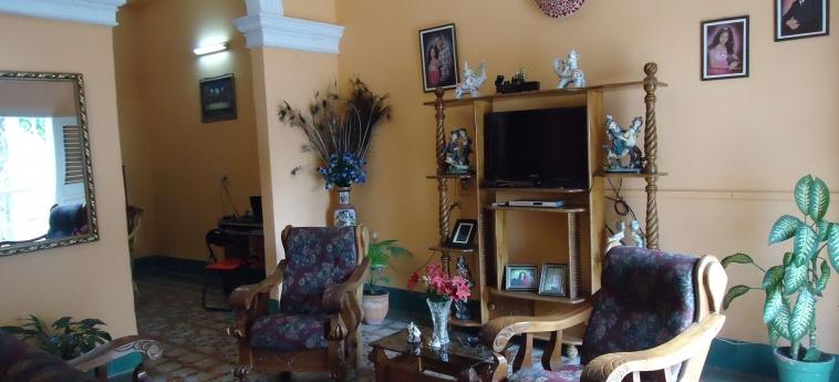 Hotel Hostal Rivero Novoa: Hall CIENFUEGOS