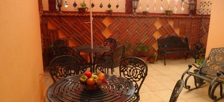 Hotel Hostal Rivero Novoa: Sundeck CIENFUEGOS