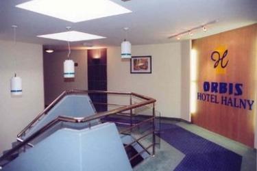 Hotel Orbis Halny: Lobby CIESZYN