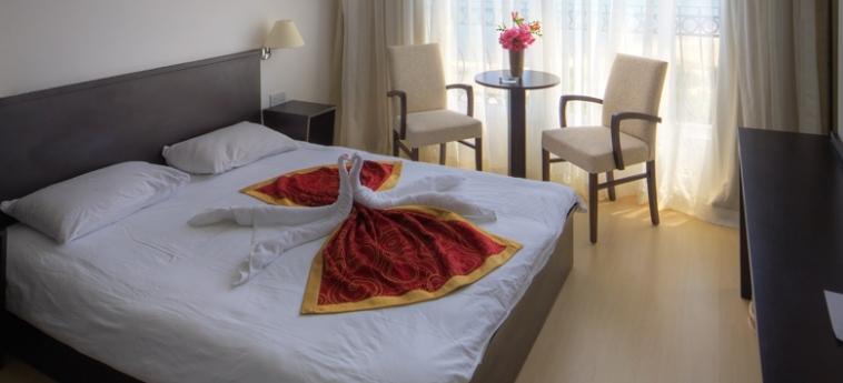 Hotel Ada Beach: Camera Standard CIPRO
