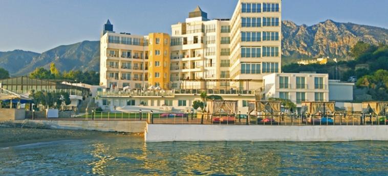 Hotel Ada Beach: Esterno CIPRO