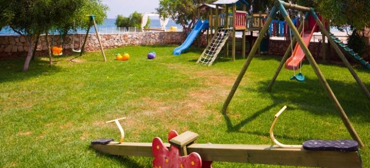 Hotel Ada Beach: Parco Giochi CIPRO