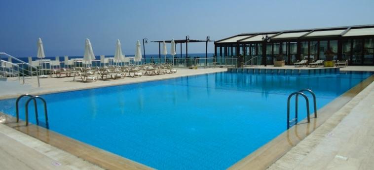Hotel Ada Beach: Piscina CIPRO