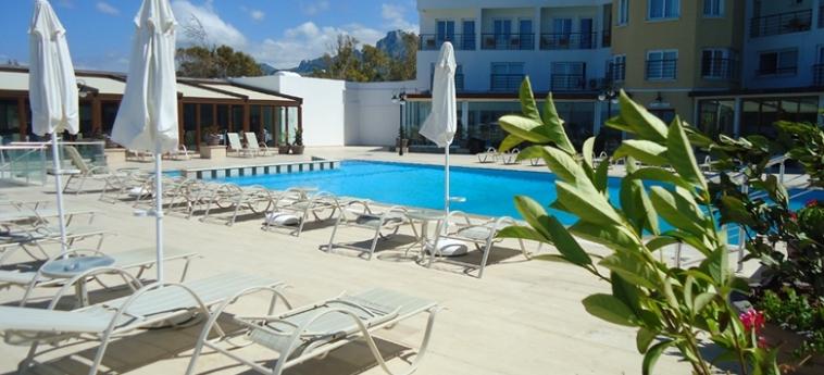 Hotel Ada Beach: Solarium CIPRO