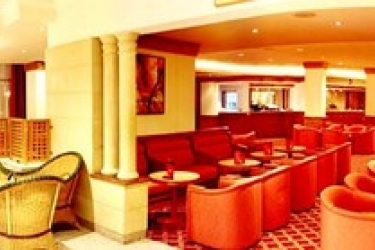 Hotel Venus Beach: Lounge Bar CIPRO