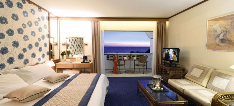 Hotel Constantinou Bros Athena Royal Beach: Camera Superior CIPRO