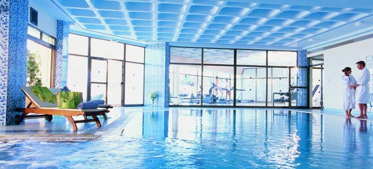 Hotel Constantinou Bros Athena Royal Beach: Piscina Coperta CIPRO