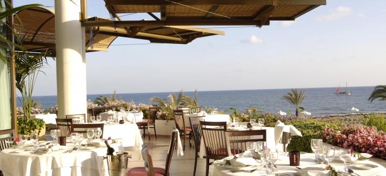Hotel Constantinou Bros Athena Royal Beach: Ristorante Esterno CIPRO