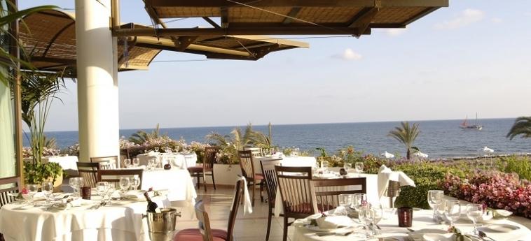 Hotel Constantinou Bros Athena Royal Beach: Ristorante Panoramico CIPRO