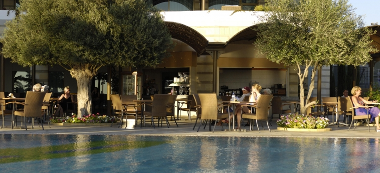 Hotel Constantinou Bros Athena Royal Beach: Ristorante CIPRO