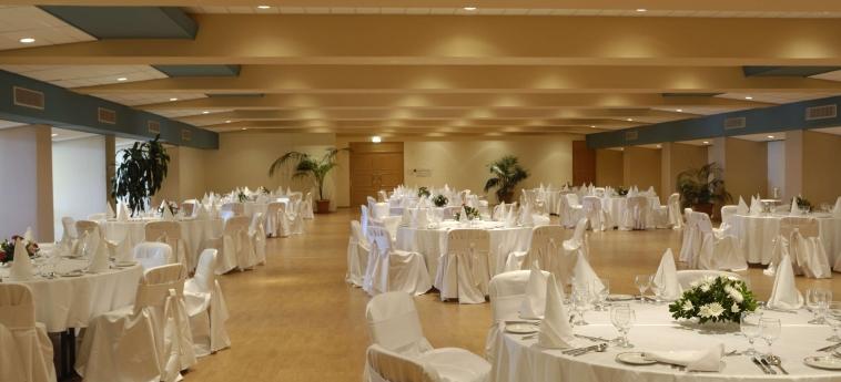 Hotel Constantinou Bros Athena Royal Beach: Sala Banchetti CIPRO