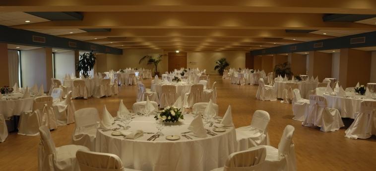 Hotel Constantinou Bros Athena Royal Beach: Sala Cerimonie CIPRO
