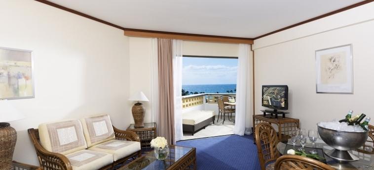 Hotel Constantinou Bros Athena Royal Beach: Salotto CIPRO