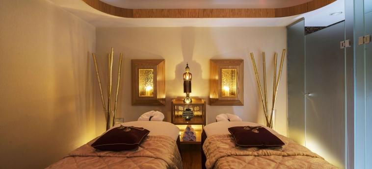 Hotel Constantinou Bros Athena Royal Beach: Spa CIPRO