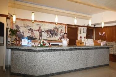 Hotel Veronica: Lobby CIPRO