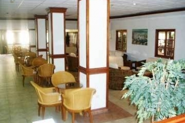 Hotel Veronica: Lounge Bar CIPRO