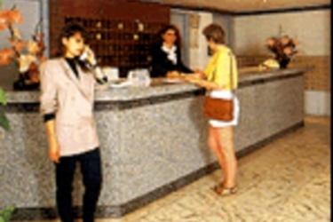 Hotel Veronica: Reception CIPRO