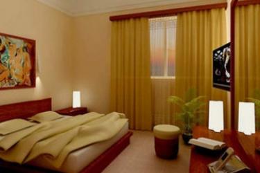Hotel Theo Sunset Bay Holiday Village: Camera Matrimoniale/Doppia CIPRO