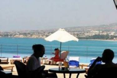 Hotel Theo Sunset Bay Holiday Village: Terrazza CIPRO