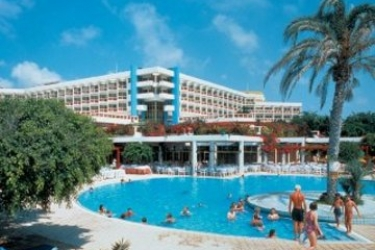 Hotel Laura Beach: Extérieur CIPRO