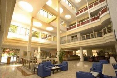 Hotel Laura Beach: Lobby CIPRO