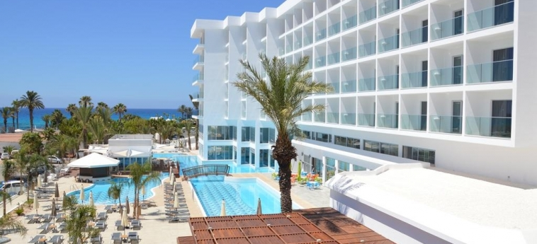 Hotel Vassos Nissi Plage: Esterno CIPRO