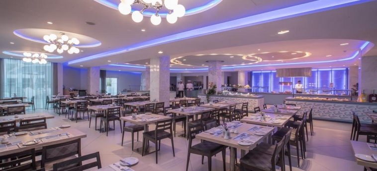 Hotel Vassos Nissi Plage: Dining Area CIPRO