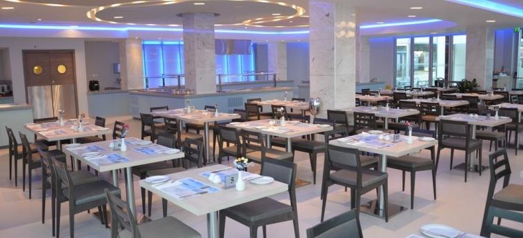 Hotel Vassos Nissi Plage: Salle de Petit Déjeuner CIPRO