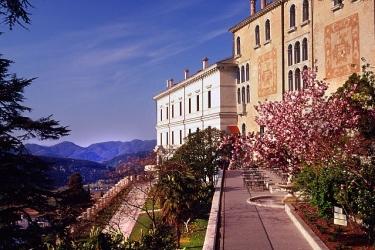 Hotel Castelbrando: Extérieur CISON DI VALMARINO - TREVISO