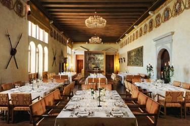 Hotel Castelbrando: Hall CISON DI VALMARINO - TREVISO