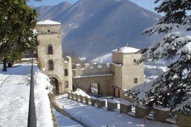 Hotel Castelbrando: Panorama CISON DI VALMARINO - TREVISO