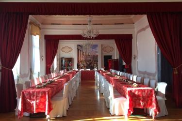Hotel Castelbrando: Restaurant CISON DI VALMARINO - TREVISO