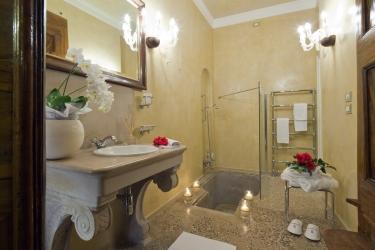 Hotel Castelbrando: Salle de Bains CISON DI VALMARINO - TREVISO