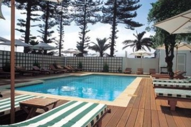 Hotel Winchester Mansions: Piscina Esterna CITTÀ DEL CAPO