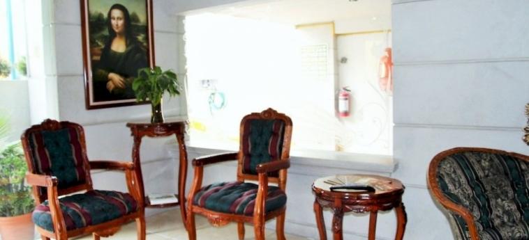 Hotel Suites Aristoteles: Cantina CITTA' DEL MESSICO