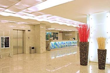 Hotel Benidorm: Interno CITTA' DEL MESSICO