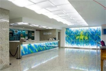 Hotel Benidorm: Lobby CITTA' DEL MESSICO