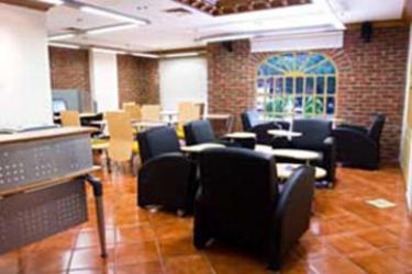 Hotel Benidorm: Lounge CITTA' DEL MESSICO