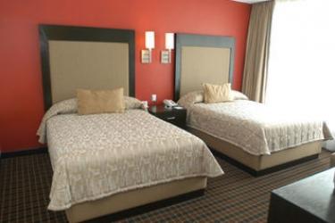 Hotel Suites Plaza Florencia: Guest Room CITTA' DEL MESSICO