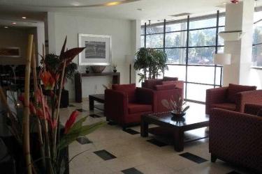 Hotel Suites Plaza Florencia: Lobby CITTA' DEL MESSICO