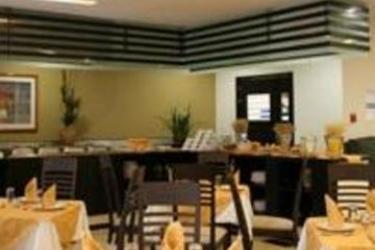 Hotel Suites Plaza Florencia: Ristorante CITTA' DEL MESSICO