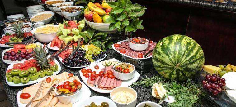 Hotel Bantry Bay Suite: Buffet CIUDAD DEL CABO