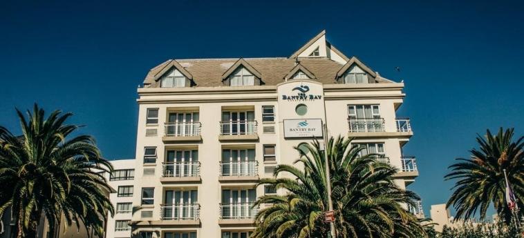 Hotel Bantry Bay Suite: Facade CIUDAD DEL CABO