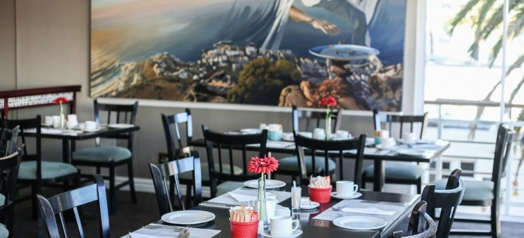 Hotel Bantry Bay Suite: Sala de Desayuno CIUDAD DEL CABO