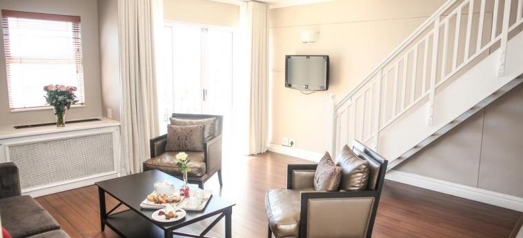 Hotel Bantry Bay Suite: Salotto CIUDAD DEL CABO