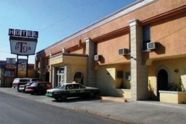 Hotel La Teja: Exterior CIUDAD JUAREZ