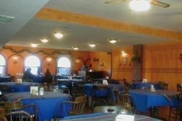 Hotel La Teja: Restaurante CIUDAD JUAREZ