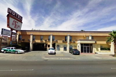 Hotel La Teja: Esterno CIUDAD JUAREZ